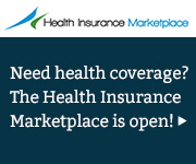 health insurance marketplace logo button