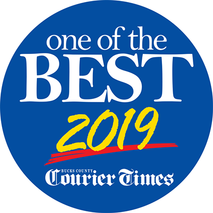 One of the Best 2019 Courier Times award