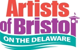 Artists of Bristol on the Delaware logo